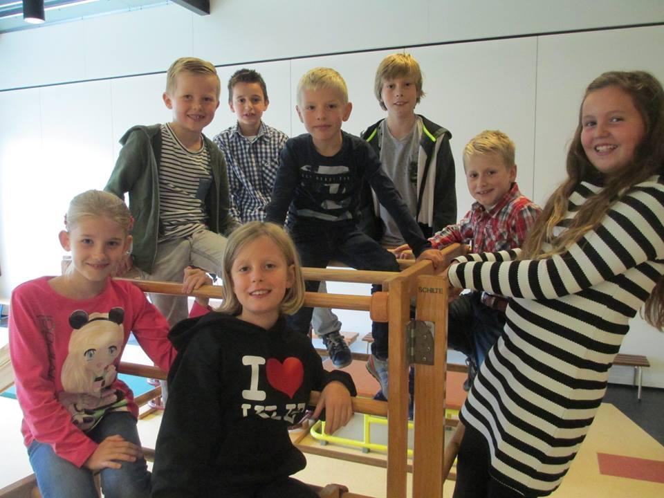 Leerlingenraad van OBS de Saller