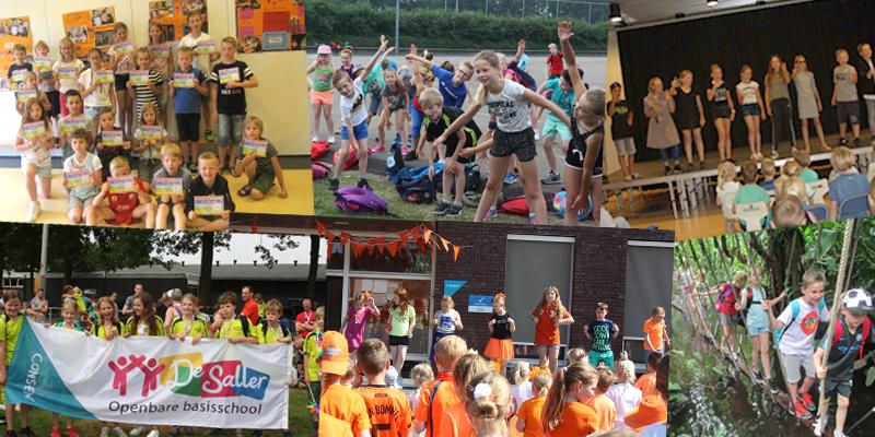 Facebook Fotoalbum Openbare Basisschool De Saller in Losser, Overijssel